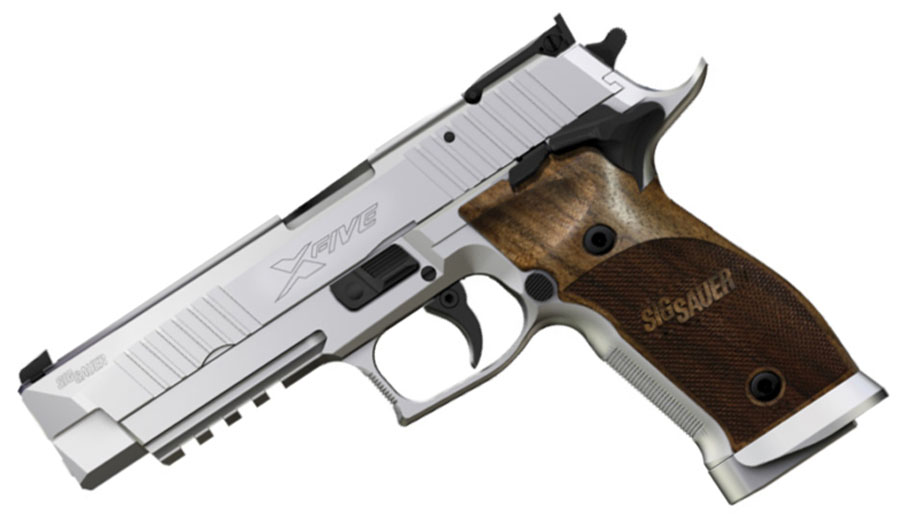 Sig Sauer P226 X5-E CLASSIC, 9mm, Adjustable Sights, SAO
