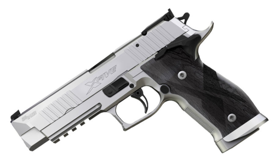 Sig Sauer P226 X5-E Match, 9mm, Adjustable Sights, SAO