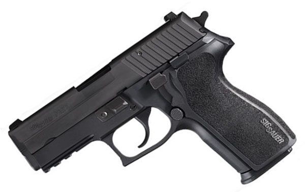 Sig Sauer P227R Carry .45ACP, Nitron, SigLite Night Sights, DA/SA