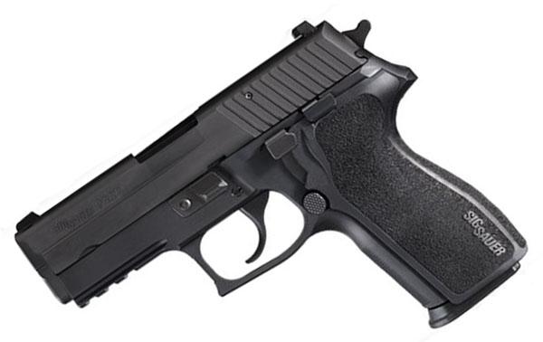 Sig Sauer P227R Carry .45ACP, Nitron, SigLite Night Sights, DA/SA