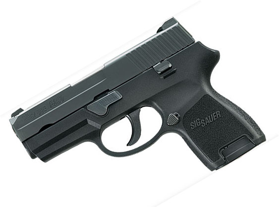 Sig Sauer P250 Sub-Compact, 9mm