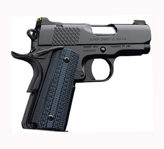 Kimber Super Carry Ultra HD