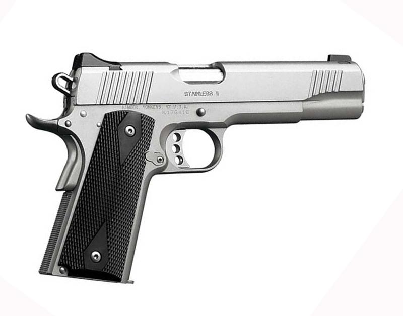 Kimber Stainless II .45ACP
