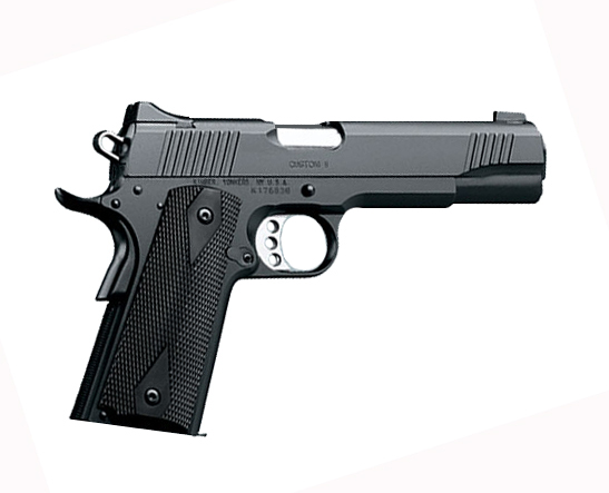 Kimber Custom II, .45ACP, Night Sights