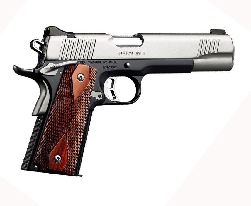 Kimber Custom CDP II .45ACP