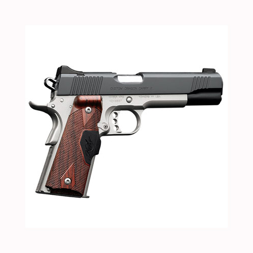 Kimber Custom Crimson Carry II .45ACP Crimson Trace Grips