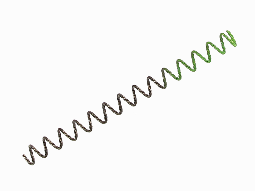 Sig Sauer Factory Recoil Spring, P220 .45, P226 .40/357, P250 FS .40 - Green