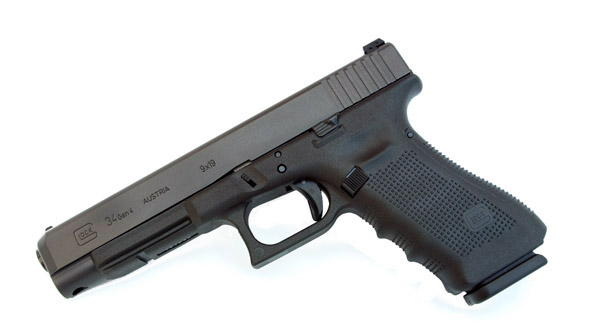 Glock 34 GEN 4 9mm - Black