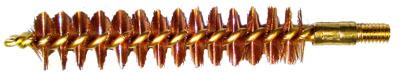 Pro-Shot Bronze CHAMBER Brush 8-32 Thread .38 Caliber