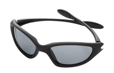 Champion Shooting Glasses BLK/SMOKE
