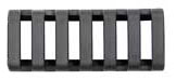 Ergo 7 Slot Ladder LowPro Rail Covers - 3PK - BLACK 7 Slot