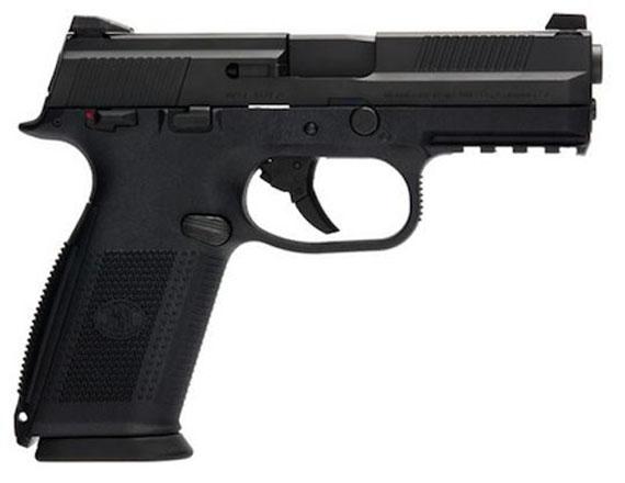 FN FNS 9mm - Black