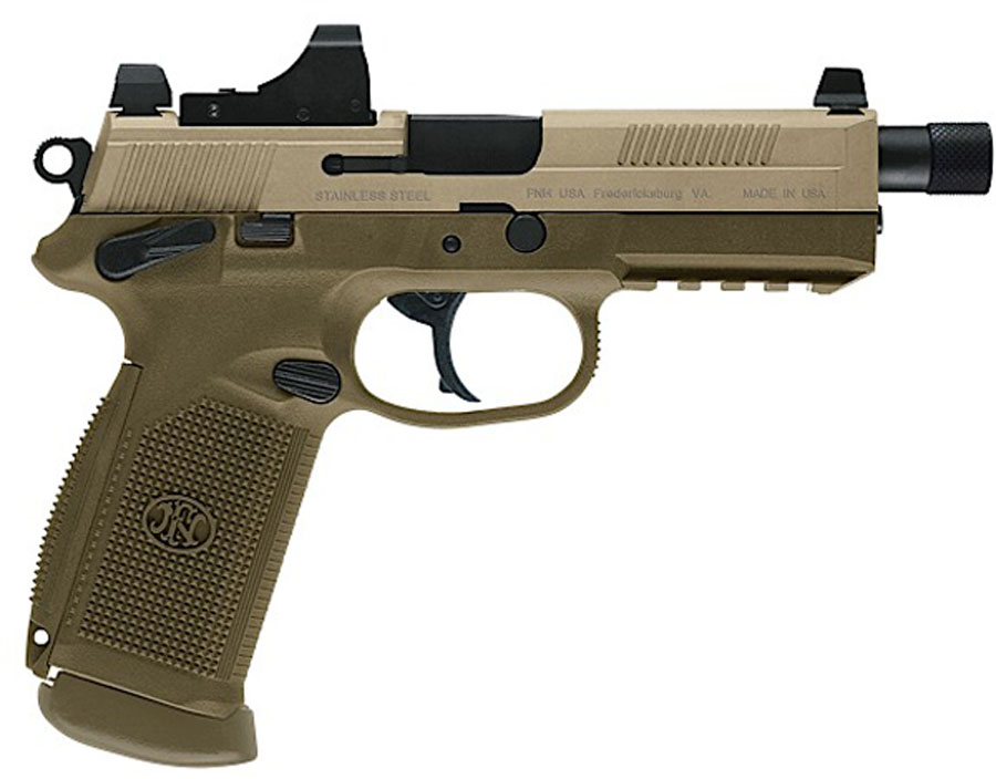 FN FNX-45 Tactical - FDE