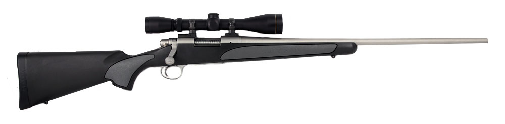 Remington 700 SPS Stainless, 24