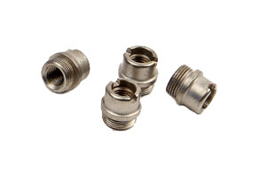 Ed Brown 1911 Grip Screw Bushings, 4 PK - Stainless
