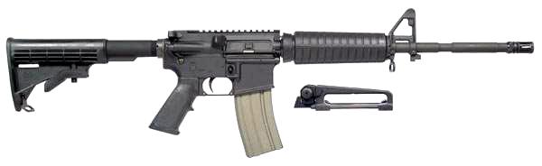 Bushmaster M4 A3 Patrolman's Carbine - AR15 - 5.56mm or .223 Rem.