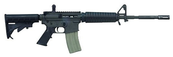 Bushmaster Carbon 15 Flat-Top Carbine - AR15 - 5.56mm or .223 Rem.