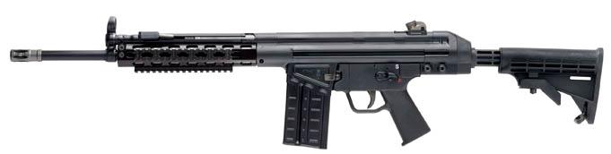 PTR 91 KFM4 Carbine, 16
