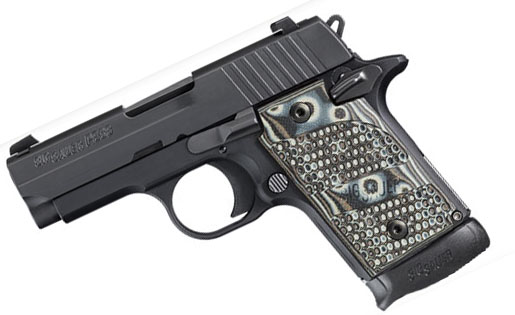 Sig Sauer P938 9mm, Night Sights, Extreme