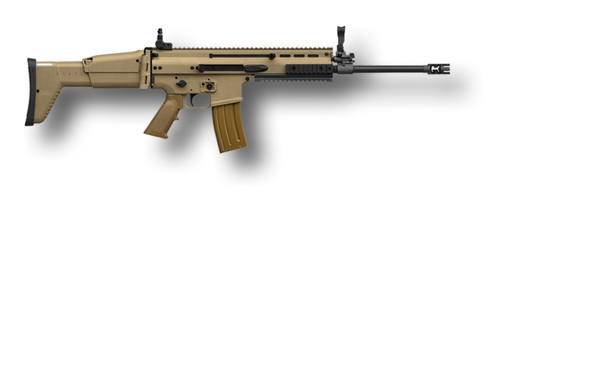 FN SCAR 16S - Flat Dark Earth