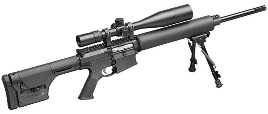 Les Baer Sniper Match Rifle, .308, 20 in.
