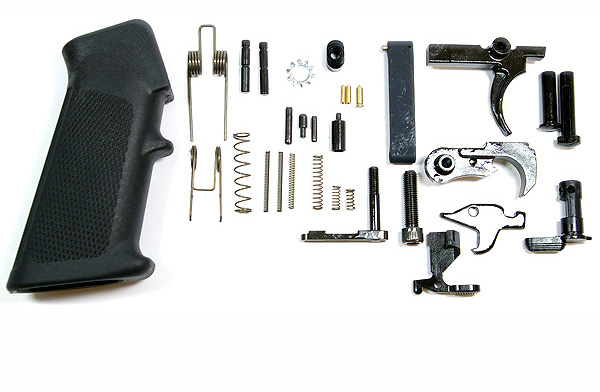 Rock River Arms Lower Receiver Parts Kit - STANDARD TRIGGER