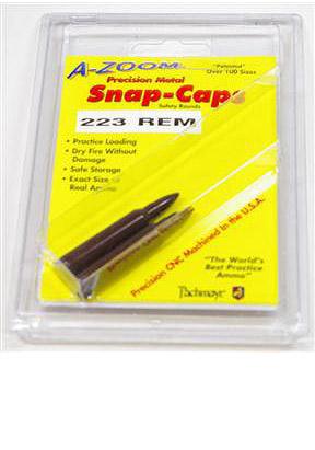 A-Zoom Snap Caps 2/PK - .223REM