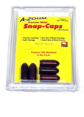 A-Zoom Snap Caps 5/PK - .357SIG