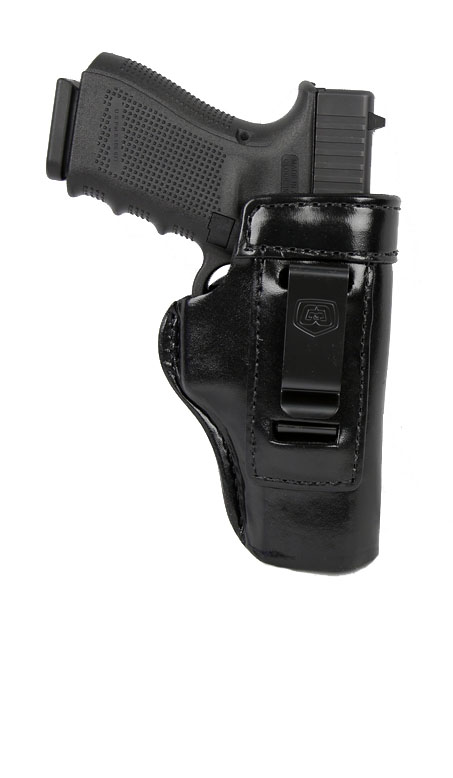 Gould & Goodrich Inside Trouser Holster 890, Right Hand, BLACK - HK/SIG/M&P