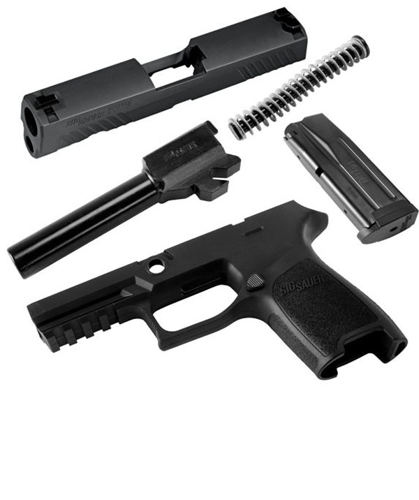 Sig Sauer P320 Compact, CALIBER X-CHANGE KIT - 9mm
