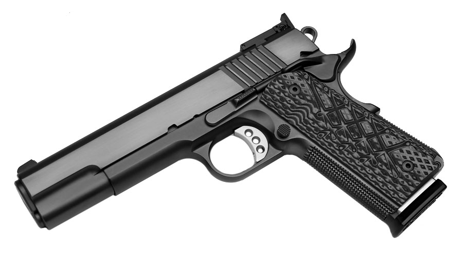 Guncrafter Industries No Name Government Model, .45ACP, Turnbull Blue