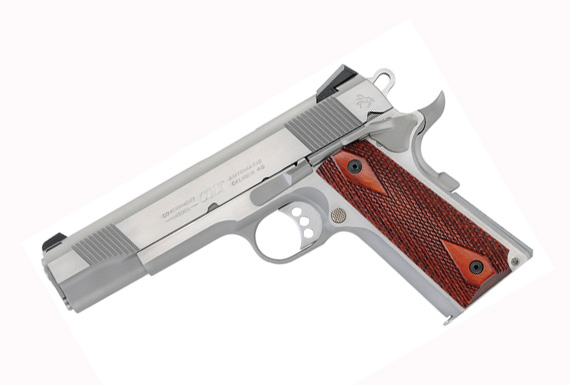 Colt Govt Model, .45ACP, XSE, Stainless Stee