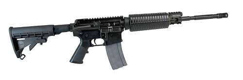 CMMG M4LEP PISTON AR-15 - .223/5.56mm
