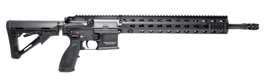 Heckler and Koch MR556 Competition AR15 Rifle