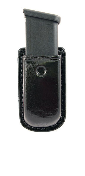 Don Hume D417 Magazine Carrier, Black, Belt Clip - 820B