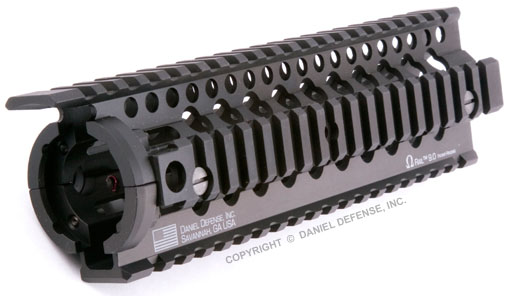 Daniel Defense Omega Rail 9.0 - Midlength
