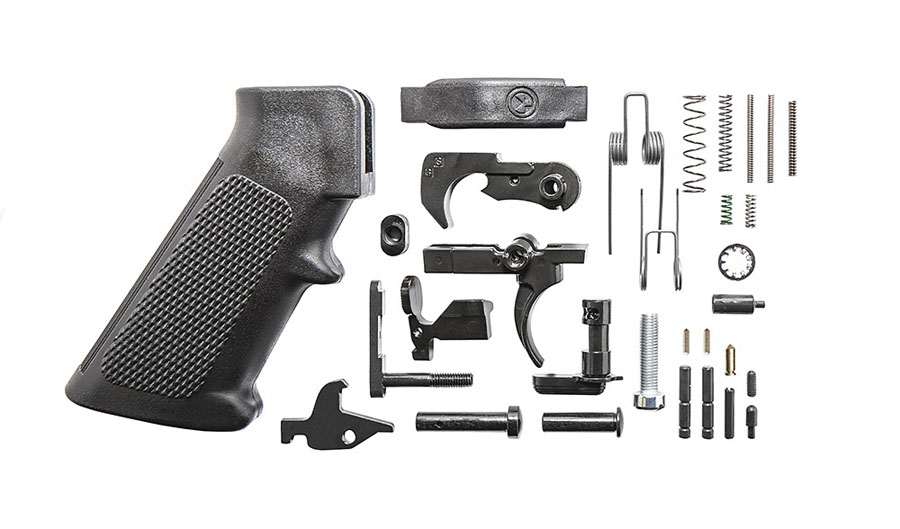 Daniel Defense AR-15 Lower Receiver Parts Kit