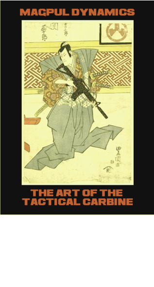 Magpul Dynamics - The Art of the Tactical Carbine - 3 DVD Set