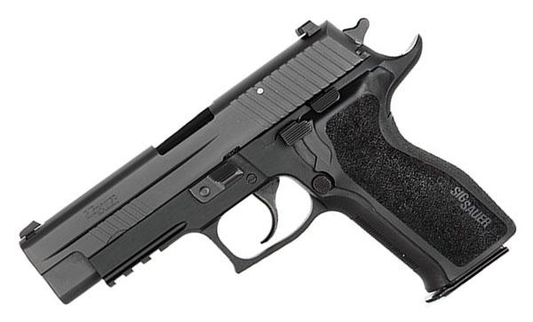 Sig Sauer P226R ENHANCED ELITE .40SW, Nitron, SigLite Night Sights, DA/SA, SRT, E2 Grips
