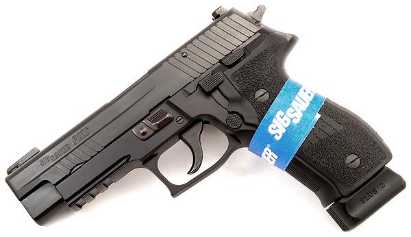 Sig Sauer P226R SCT 9mm, Nitron, Night Sights, DA/SA, 4 SCT Magazines