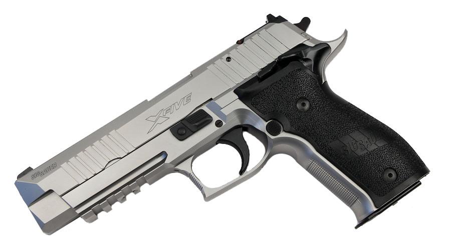 Sig Sauer P226 X5-E Entry, 9mm, Fixed Sights, SAO