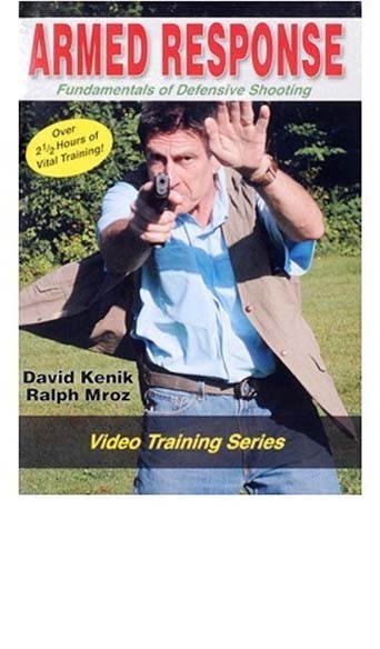 Armed Response - Fundamentals of Defensive Shooting - DVD