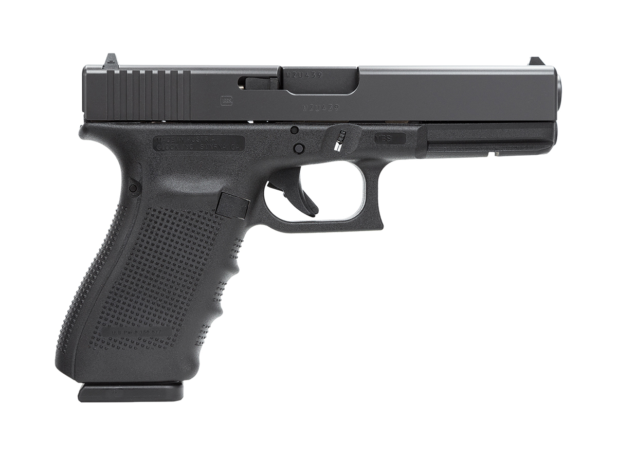 Glock 20 GEN 4 10MM - BLACK