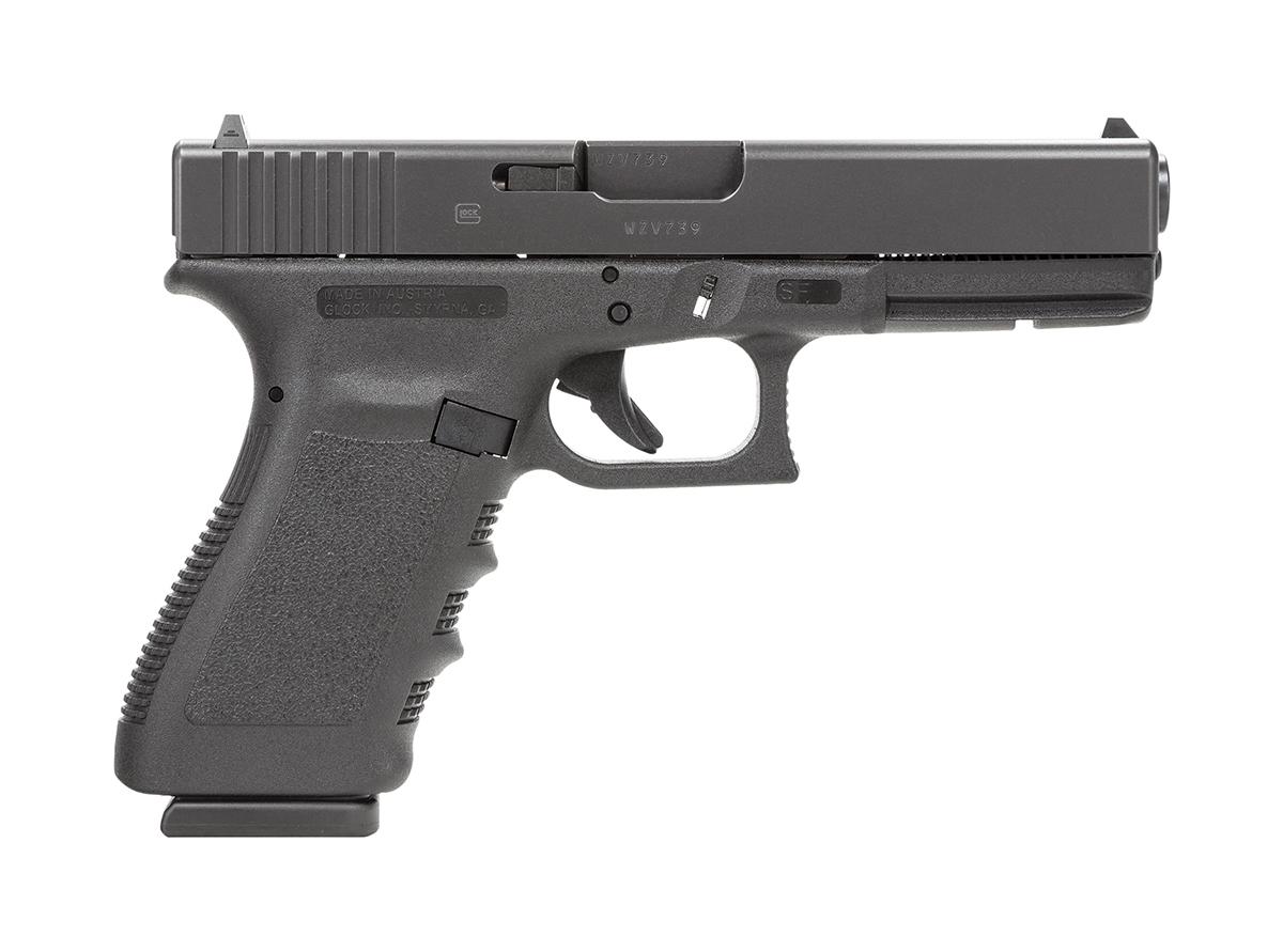 Glock 20SF 10mm - SHORT FRAME - BLACK