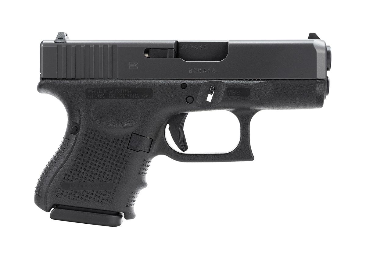 Glock 26 GEN 4 9mm