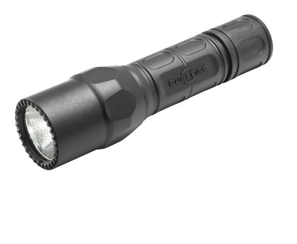 Surefire G2X Tactical Flashlight - Black