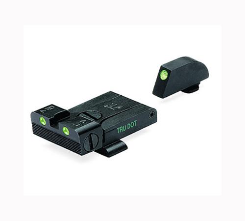 Meprolight Tru-Dot Adjustable Night Sights - GLOCK