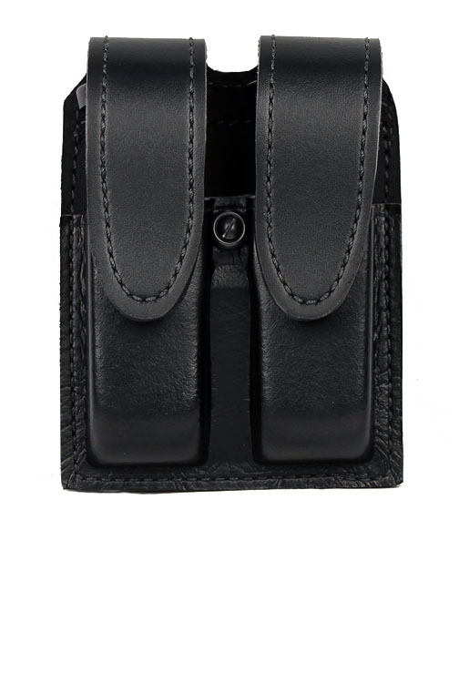 Gould & Goodrich Double Magazine Pouch - BLACK