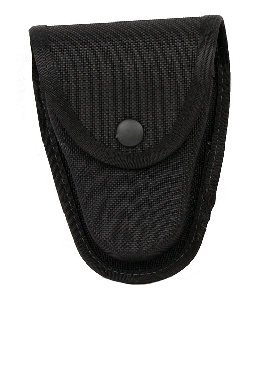 Gould & Goodrich Handcuff case, Hidden Snap - NYLON