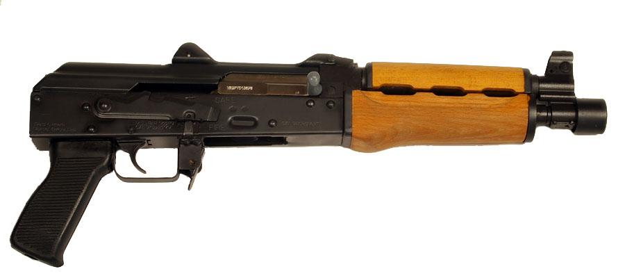PAP M92 7.62x39mm Pistol